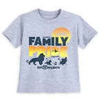 Disney Toddler Shirt - Lion King - Family Pride