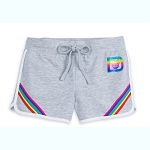 Disney Women's Shorts - Walt Disney World - Rainbow