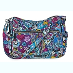 Disney Vera Bradley Bag - Mickey & Minnie Paisley Celebration - Crossbody