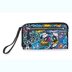 Disney Vera Bradley Bag - Mickey & Minnie Paisley Celebration - Wristlet