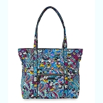 Disney Vera Bradley Bag - Mickey & Minnie Paisley Celebration - Tote