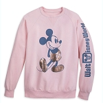 Disney Adult Sweatshirt Shirt - Mickey Mouse - Briar Rose Gold