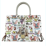 Disney Dooney & Bourke Bag - Dumbo Tassel Tote