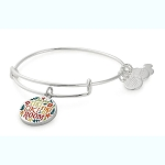 Disney Alex and Ani Bracelet - Enchanted Tiki Room - Silver