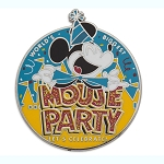 Disney Pin - Mickey Mouse Party