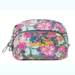 Disney Vera Bradley Bag - Mickey and Friends - Medium Cosmetic Bag