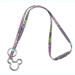 Disney Vera Bradley Lanyard - Mickey and Friends