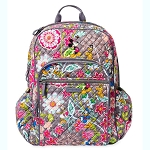 Disney Vera Bradley Bag - Mickey and Friends - Campus Backpack