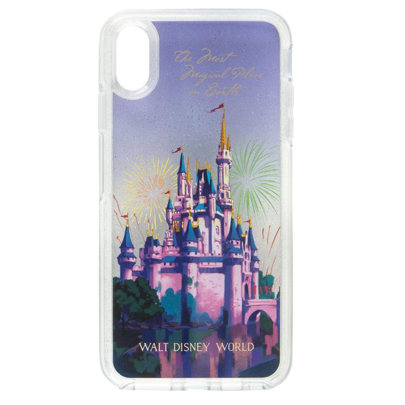 best loved ed635 8000a Disney iPhone Xs Max OtterBox Case - Cinderella Castle