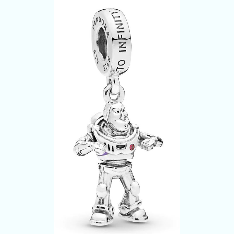 Disney Pandora Dangle Charm - Buzz Lightyear - Pixar Toy Story