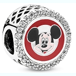 Disney PANDORA Charm - Mickey Mouse Club