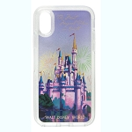 Disney iPhone X / Xs OtterBox Case - Cinderella Castle
