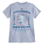 Disney Adult Shirt - The Dinglehopper Hair Salon