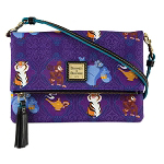 Disney Dooney & Bourke Bag - Aladdin - Foldover Crossbody