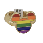 Disney Ring - Rainbow Collection Mickey