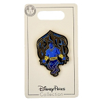 Disney Aladdin Pin - World Famous Blue GENIE