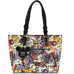 Disney Dooney & Bourke Bag - Mickey Memorabilia - Tote