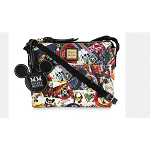 Disney Dooney & Bourke Bag - Mickey Memorabilia - Crossbody