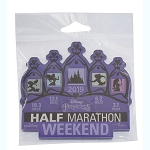Disney Magnet - Princess Half Marathon Weekend - 2019