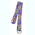 SeaWorld Lanyard - Mermaid Scales