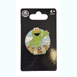SeaWorld Pin - Elmo Topiary