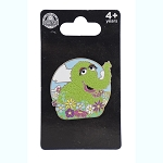 SeaWorld Pin - Mr. Snuffleupagus Topiary