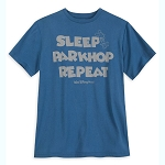 Disney Men's Sleep Shirt - Sleep Park Hop Repeat