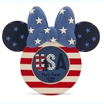 Disney Photo Frame - Americana Minnie Mouse