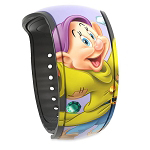 Disney MagicBand 2 Bracelet - Snow White and the Seven Dwarfs