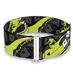 Disney Designer Cinch Waist Belt - Oogie Boogie w/ Dice
