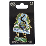 SeaWorld Pin - Infinity Falls Orlando - First Exploration 2018 Special Edition