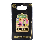 SeaWorld Pin - Sesame Street - 50 Years and Counting