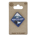 SeaWorld Pin - Park to Planet - Orca