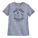 Disney Men's Shirt - Mickey Mouse The One and Only