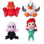 Disney Plush - Wishables Mystery Blind Bag - Ariel's Undersea Adventure Series
