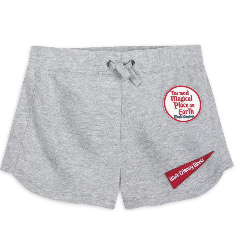 Disney Girls Shorts - The Most Magical Place on Earth