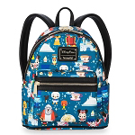 Disney Mini Loungefly Backpack - Disney Parks Minis