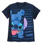 Disney Boys Shirt - Stitch