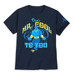 Disney Boys Shirt - Genie - That's Mr. Cool To You - Aladdin Live Action Film