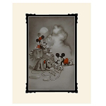Disney Deluxe Print - Noah - Mickey Loves Minnie