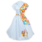 Disney Dress Shop Dress - Carl Fredricksen & Russell - UP