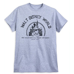 Disney Adult Shirt - The Most Magical Place on Earth - Mickey Mouse