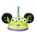 Disney Ornament - Toy Story Alien Mickey Ear Hat