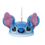 Disney Ornament - Stitch Mickey Ear Hat