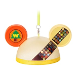 Disney Ornament - Russell Wilderness Explorer Mickey Ear Hat