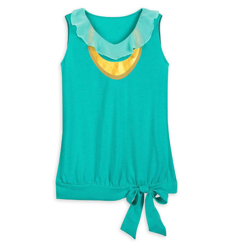 Disney Women's Shirt - Jasmine