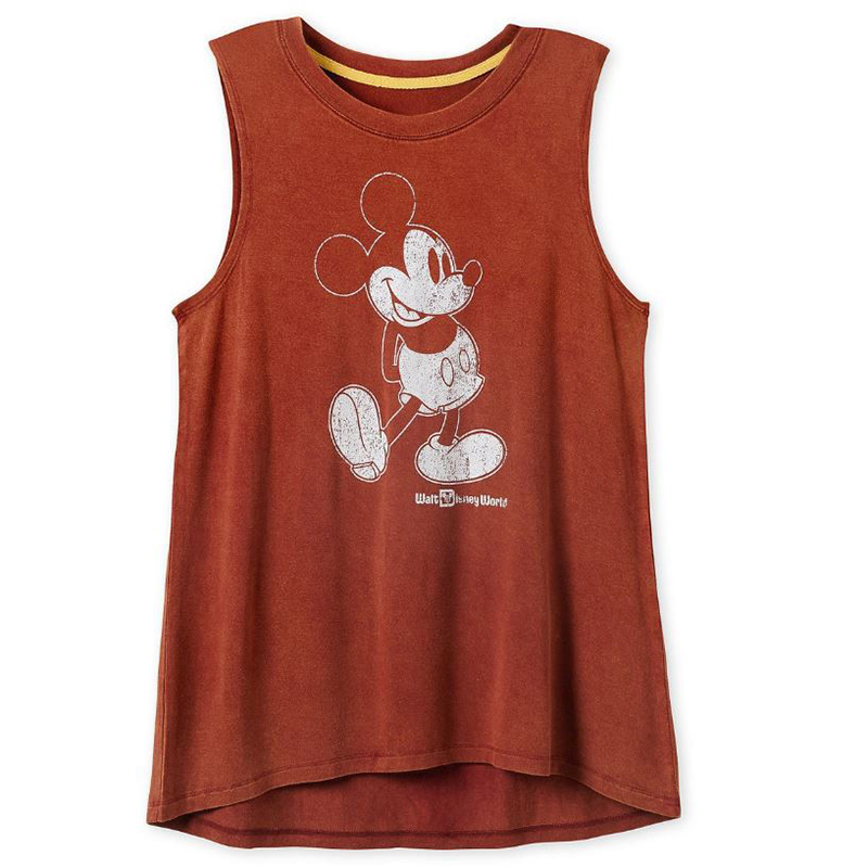 Disney Women's Shirt - Mickey Mouse Walt Disney World - Tank