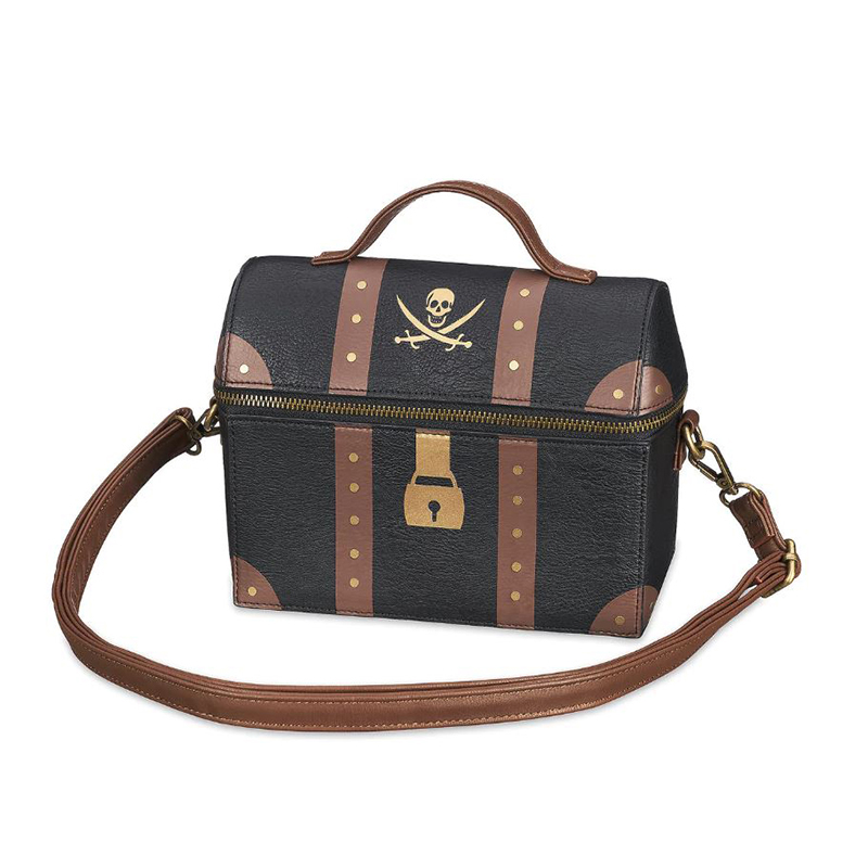 Disney Handbag - Redd Treasure Chest - Pirates of the Caribbean