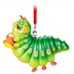 Disney Ornament - Heimlich Eating Candy Corn - Bug's Life