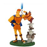 Disney Ornament - Hercules & Phil
